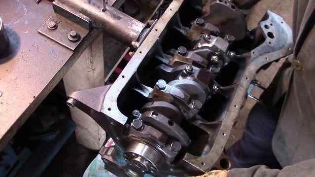 Капитальный ремонт ВАЗ 2104