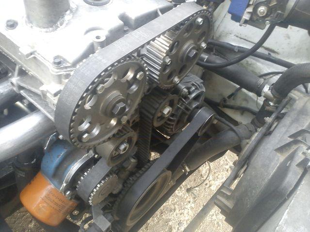 Шестнадцатиклапанный двигатель ВАЗ 21124: ремонт и тюнинг