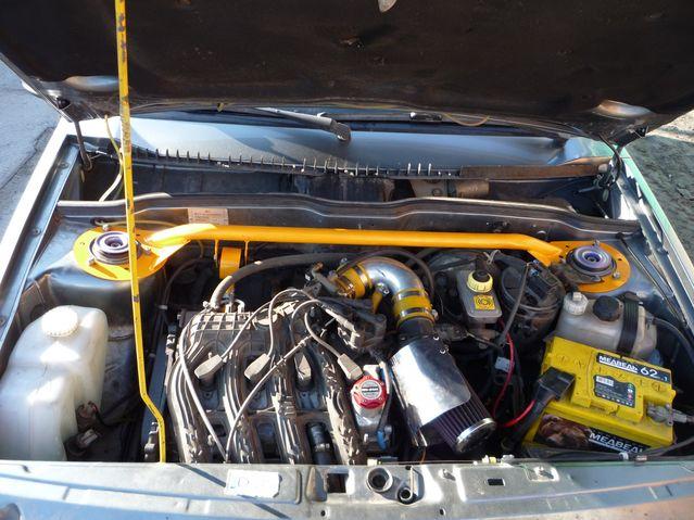Шестнадцатиклапанный двигатель ВАЗ 21124