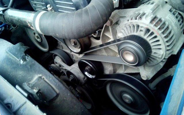 Волга 31105 двигатель крайслер