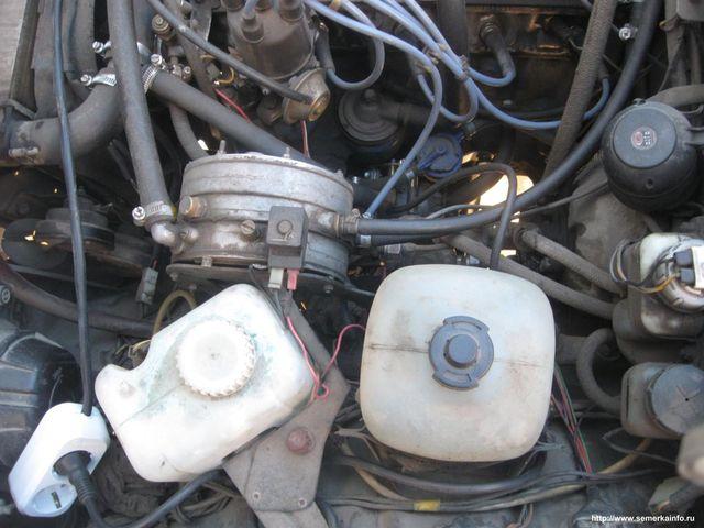 Подогрев двигателя с насосом