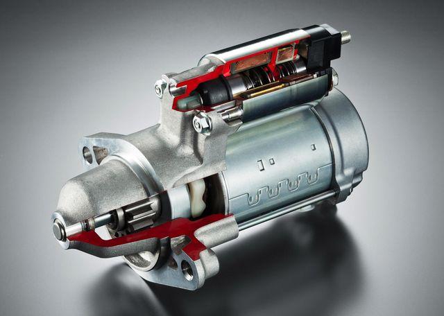 Стартер двигателя
