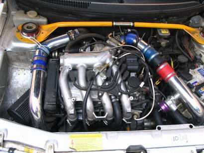 Тюнинг мотора 2114