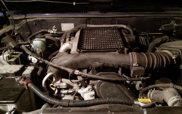 Двигатель 1kz ТЕ на Тойоте