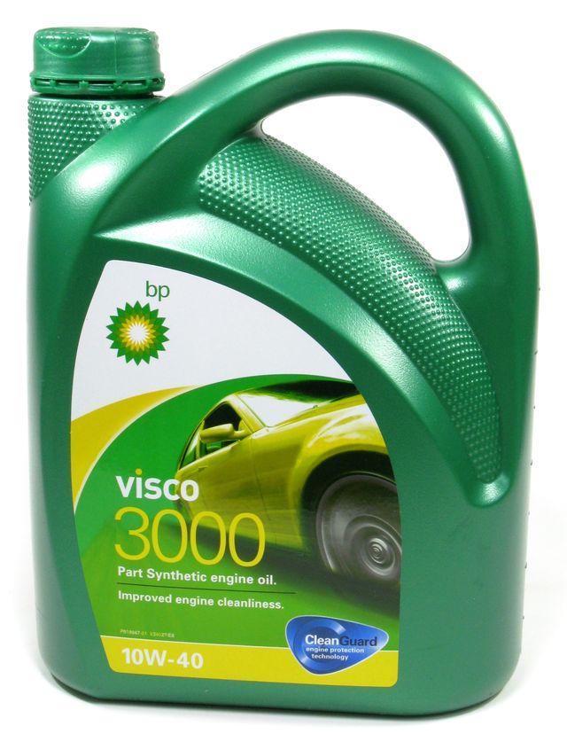 Моторное масло BP Visco 3000