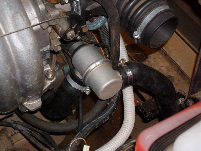 Система охлаждения двигателя калина 8 клапанов