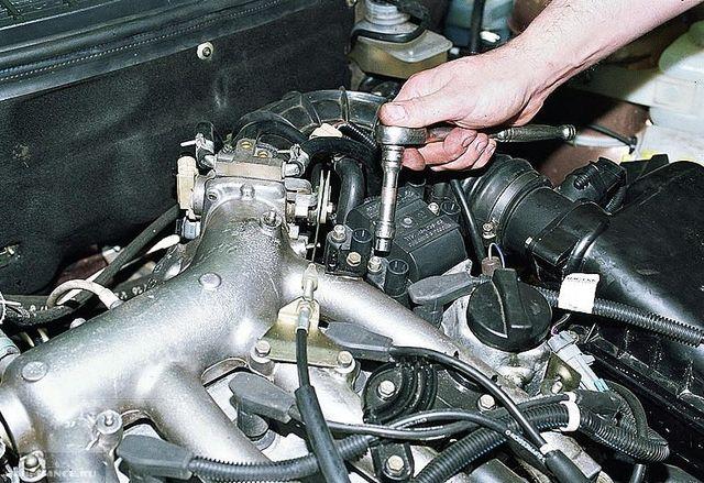 16-клапанный двигатель ВАЗ 2110