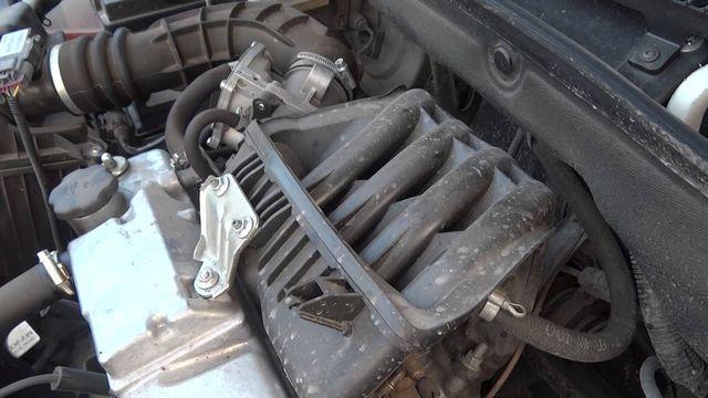 Мотор Лада Калина
