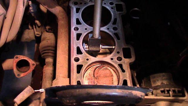 Ремонт двигателя ВАЗ 2115