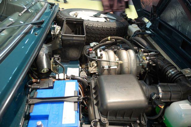 Двигатель Нива 2121