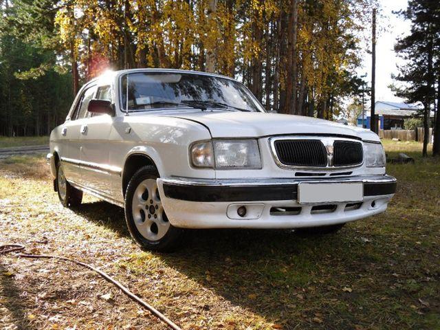 Волга 3110 с двигателем ЗМЗ 402