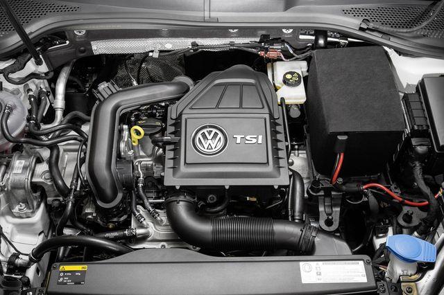 Двигатель автомобиля «Volkswagen»