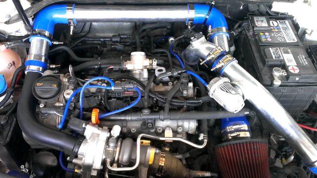 Тюнинг двигателя «Volkswagen»