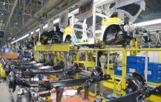 Производственный цех Hyundai Motor Company