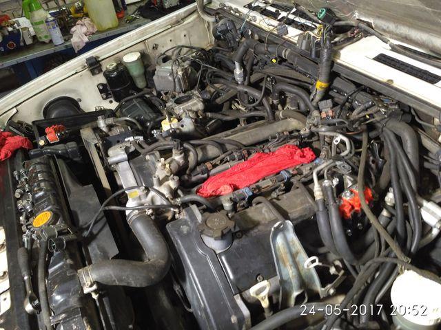 Двигатель Мицубиси Паджеро