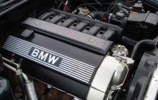 Двигатель БМВ М50