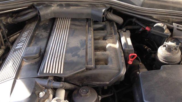 Двигатель на BMWE39
