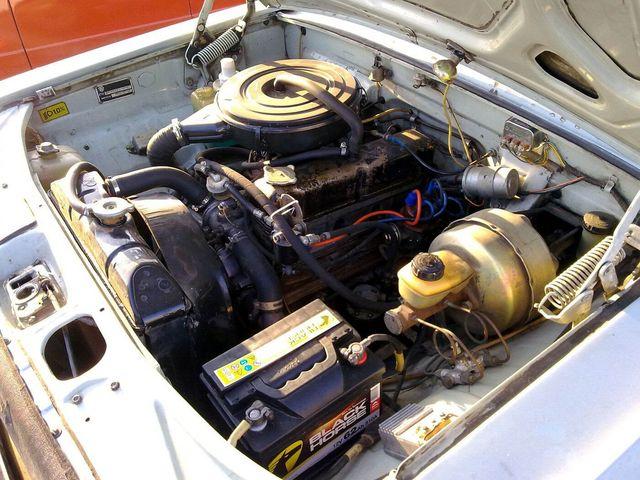 ГАЗ 3110 с двигателем 402