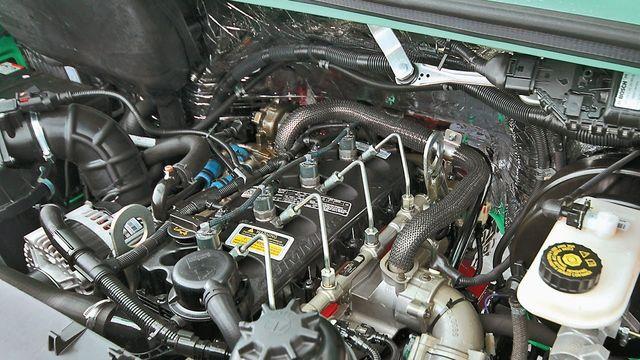 gazel biznes 03 - Тюнинг двигателя умз 4216