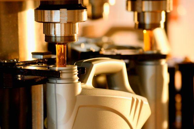 Производство моторного масла