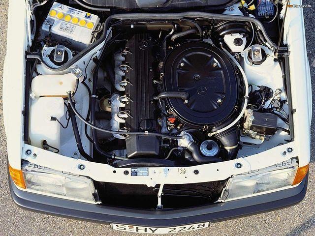 Двигатель М серии Мерседеса