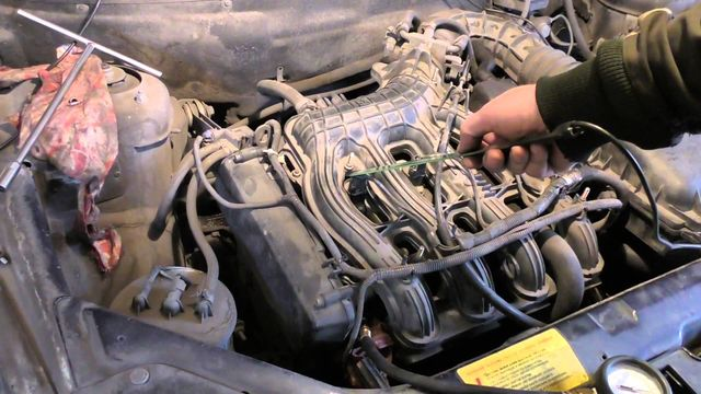 Кондиционер на ГАЗ- 3302 — Газель, двигатель УМЗ