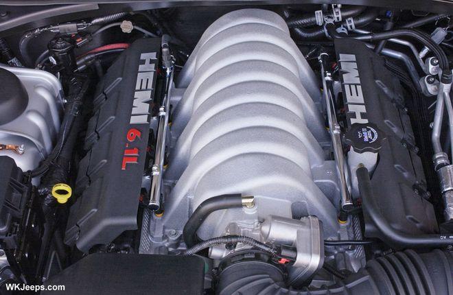 Chrysler Hemi V8 6,1