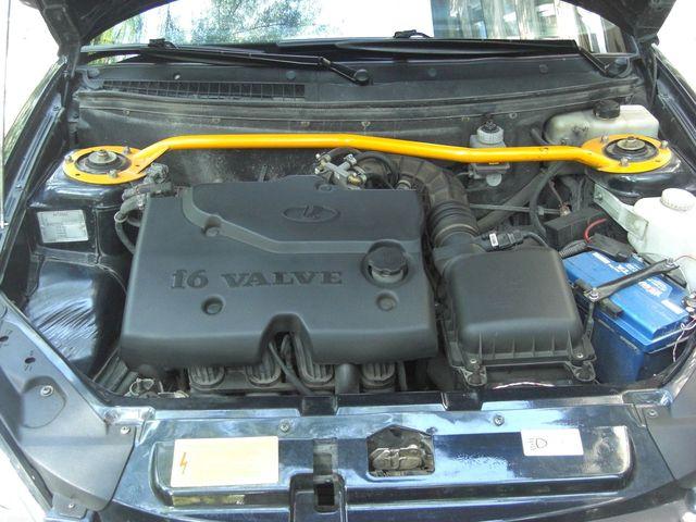 Двигатель Лада Приора