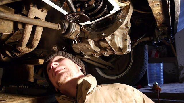 Расход масла в двигателе