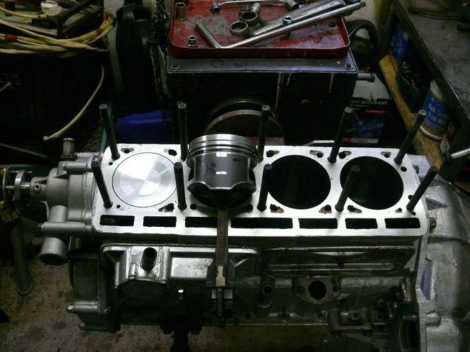 Мотор УАЗ буханка