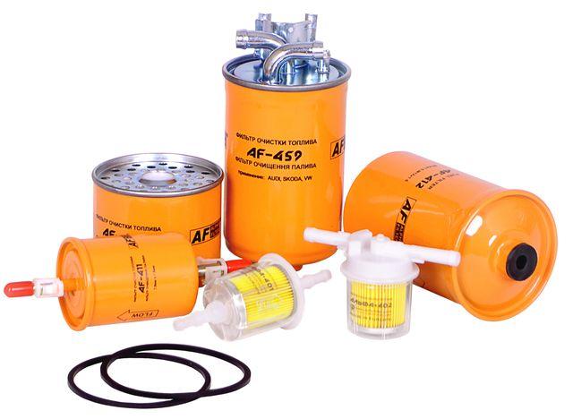 Топливные фильтры для дизеля: описание, характеристика ...