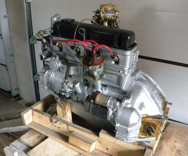 Двигатель УМЗ 4178