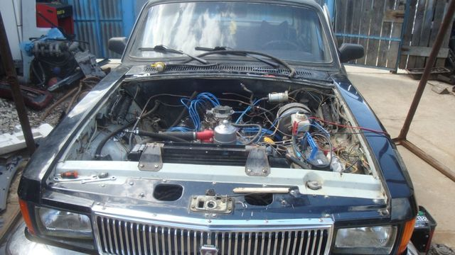 Двигатель ЗМЗ 523