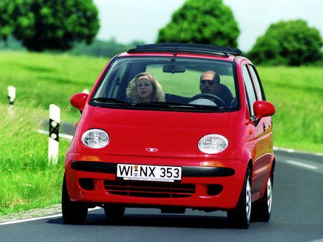 Авто для города