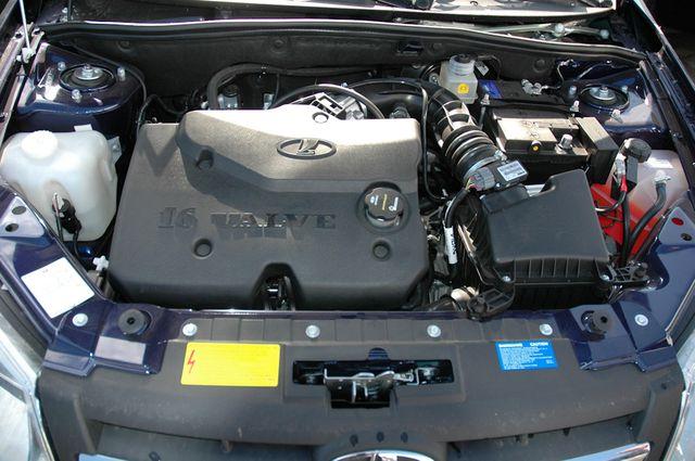 16-клапанный двигатель Лада Гранта