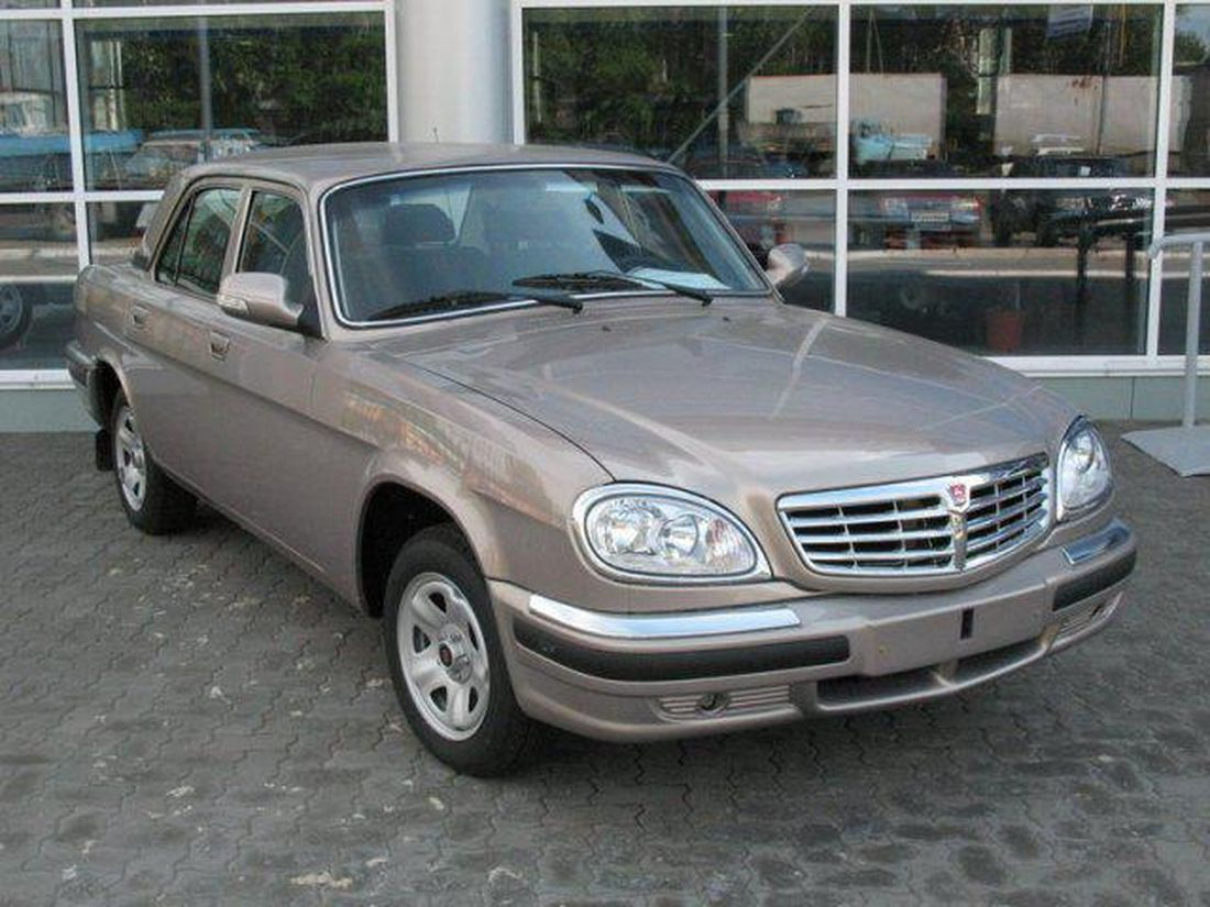 Волга 331105
