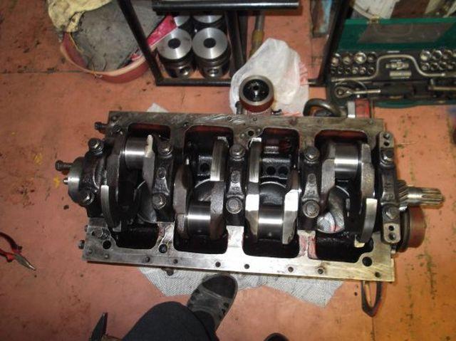 Ремонт двигателя Д240