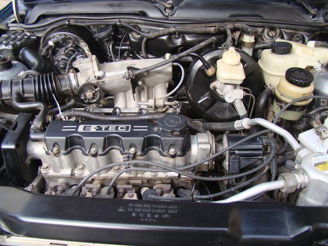 Двигатель Дэу Нексия
