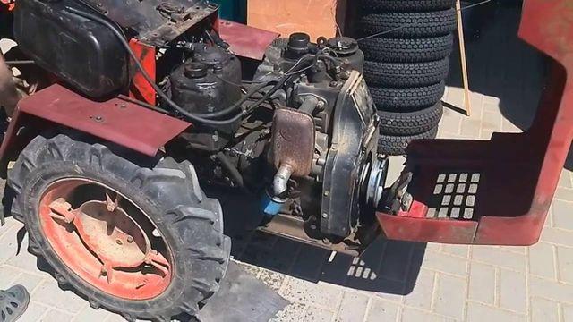 Дизельный двигатель МТЗ