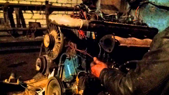 Капиталка двигателю