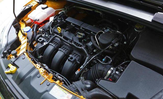 Двигатель Форд Фокус 2 1.8 125 л.с.