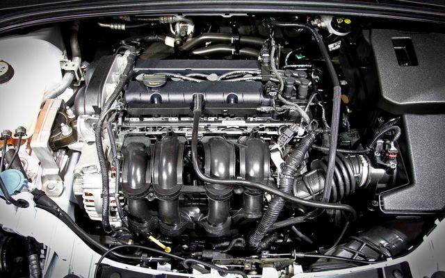Форд Фокус 3 Duratec 1.6