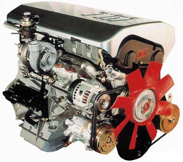 Двигатель ГАЗ 560