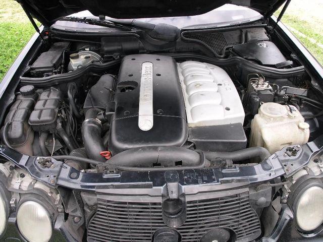 Двигатель Мерседес OM 613