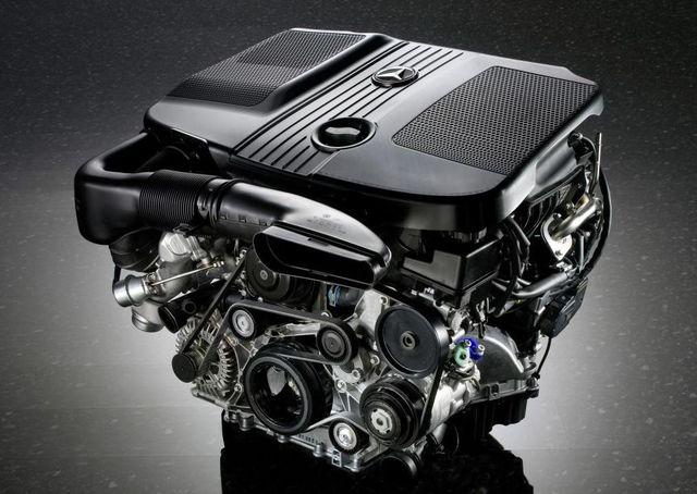 Двигатель Мерседес OM 651