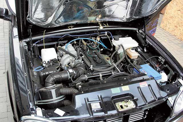 Тюнинг ГАЗ 31105