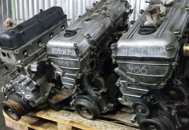 Силовые установки ЗМЗ 405 и ЗМЗ 406