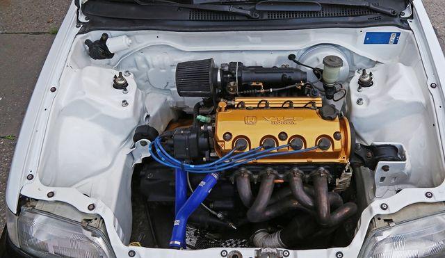 Хонда D15B