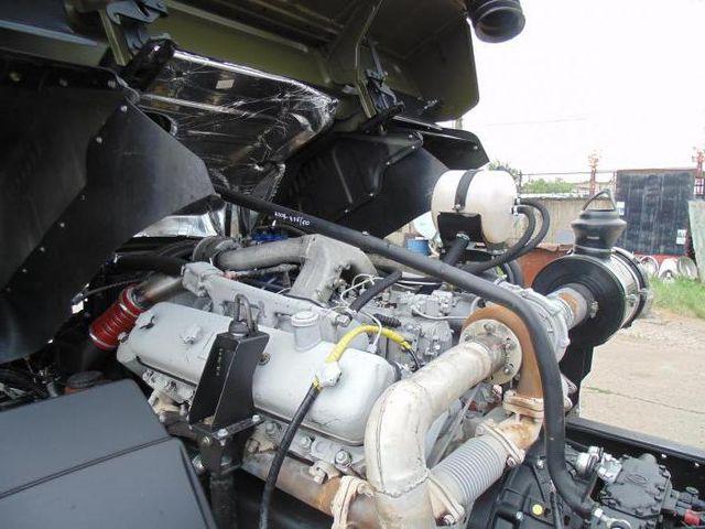 Двигатель ЯМЗ 238 турбо
