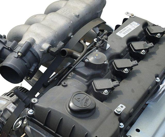 Двигатель ЗМЗ 40524